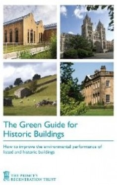 Review: Green Guide for Historic Buildings