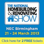 The National Homebuilding &amp; Renovating Show