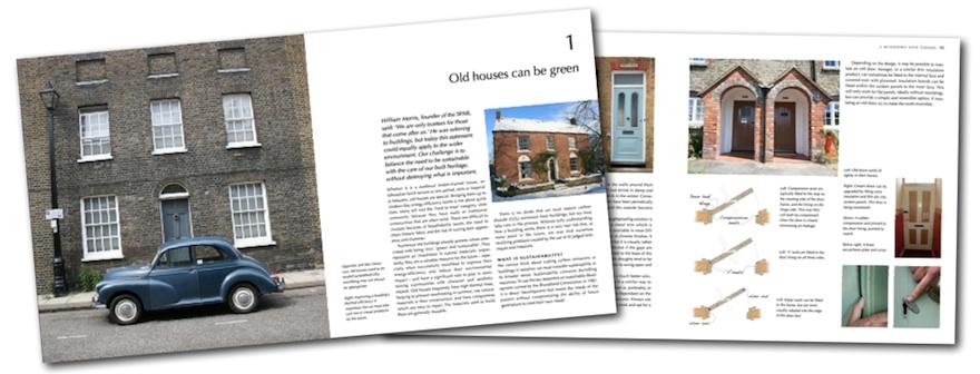 Old House Eco Handbook spreads1