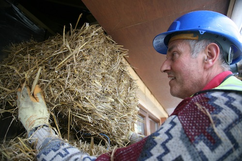 Straw bale homes post image