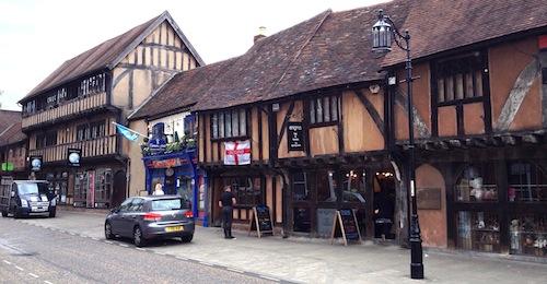 Spon Street Coventry