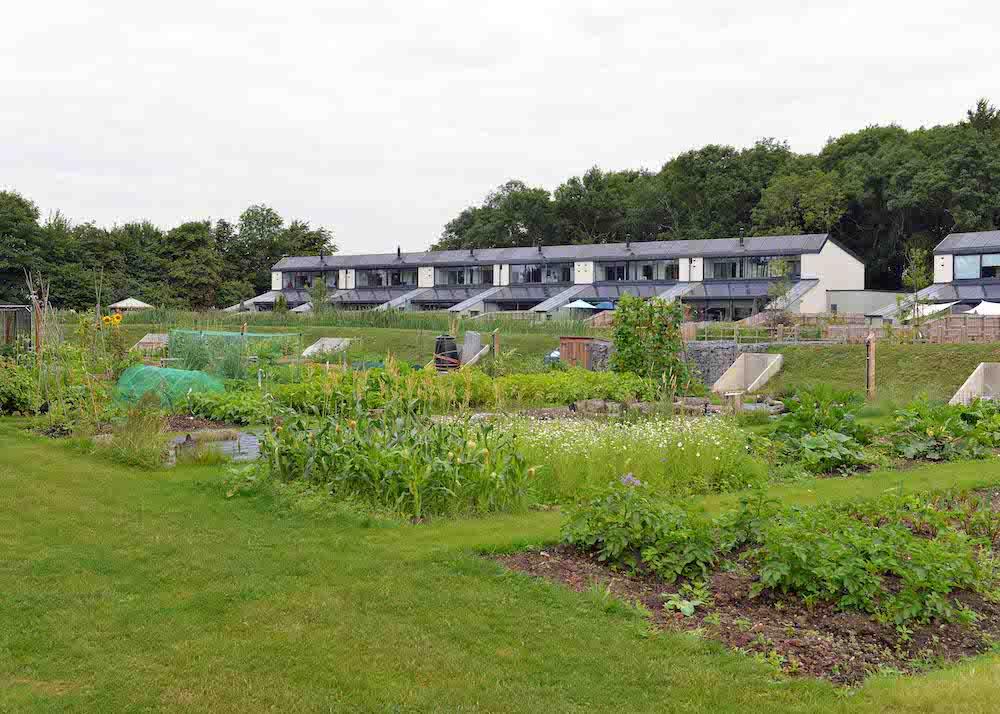 Making housing greener